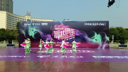 湖南省郴州市苏仙区良田腰鼓队《茉莉花》