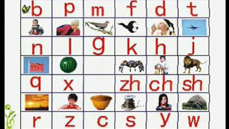 汉语拼音教学--学拼音 学声母