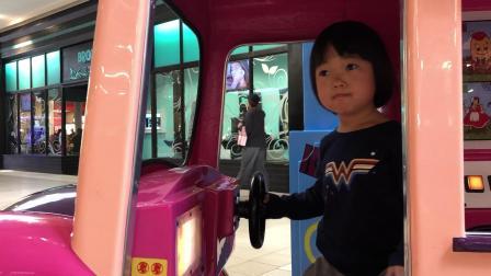 20181201爱玛4岁半—在贸里开垃圾车