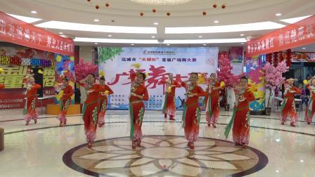 广场舞:快乐健康舞起来