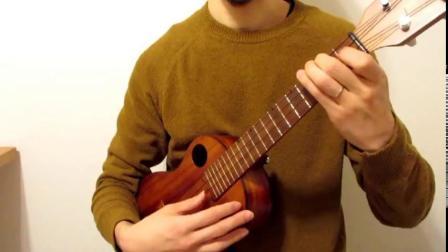 肖邦《离别曲》Chopin Etude No3 op10-3-ukulele