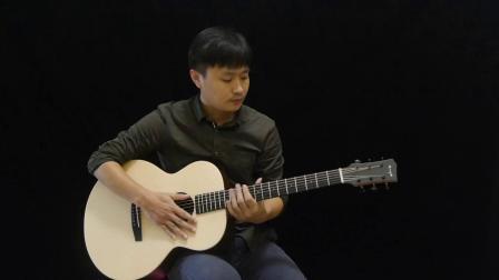 李圣杰《最近》吉他弹唱教学C调吉他谱王小帅【友琴吉他】