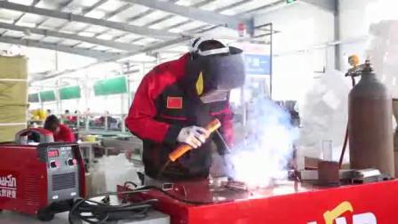 3.2焊条连续长焊演示