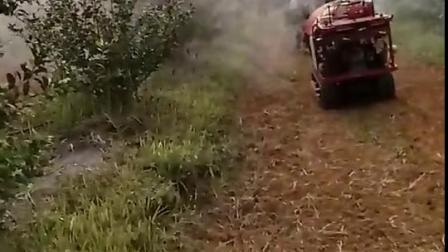 自走式弥雾机