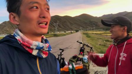 骑行新藏线《远方》第二十五集 新藏线终点 拉孜县