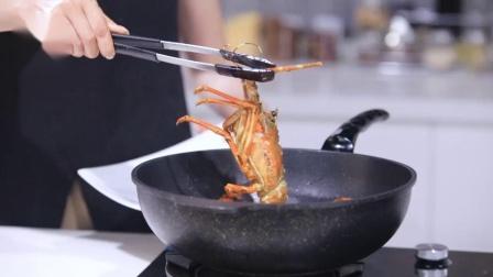 这道芝士焗龙虾, 这辈子只吃一次, 我也心满意足了!