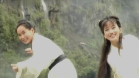 41岁的赵雅芝和叶童合作主演的《状元花》《笑看良缘》,真是冻龄女神