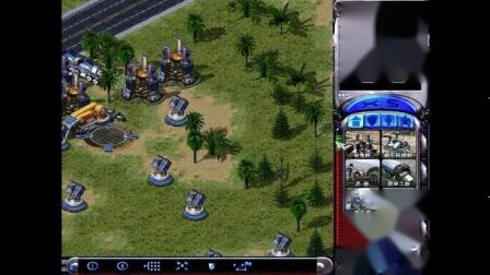 红色警戒2共和国之辉完胜全过程视频