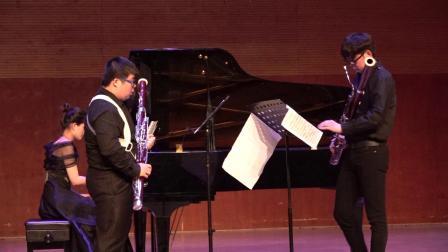 巴松管《F大调协奏曲》演奏:林涛等(阿坝师范学院青年教师)