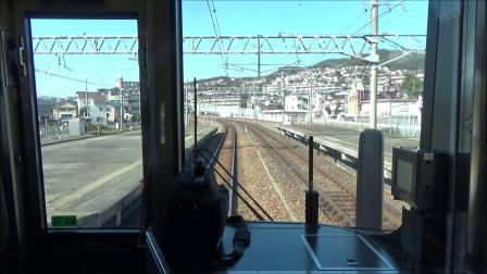 JR西日本・快速・丹波路快速(大阪→篠山口)223系電車 2019.4.16