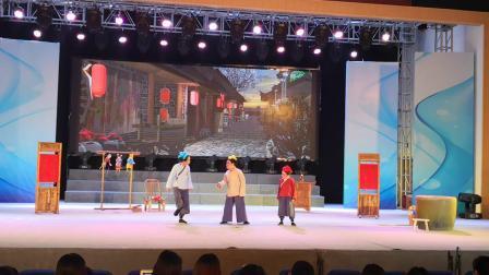 平阳县昆阳镇第一小学校园剧《喝水的故事》