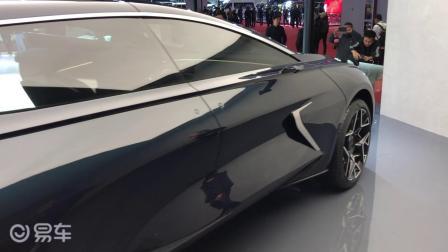阿斯顿·马丁拉共达新境SUV概念车