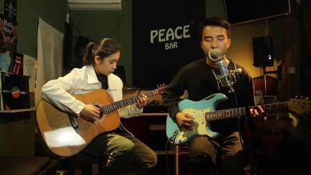 <橙音乐>《深夜》演唱演奏-潘潘老师 嘉阳老师