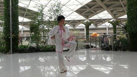 抒怀剑系列之《十八罗汉拳》刘玉芬