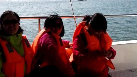 果艳视频《大帆船观海》