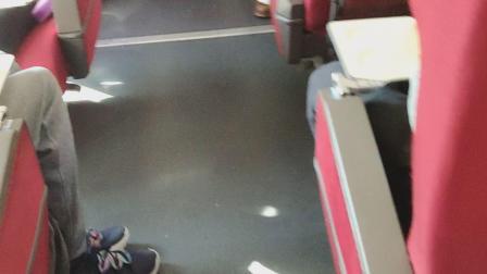 高铁上最没素质的SB