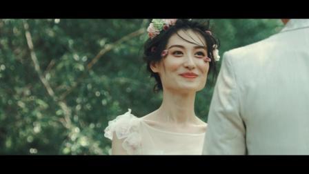 婚纱外拍混剪短片