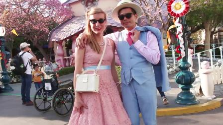 Disneyland Dapper Day  Spring Dapper Day 2019