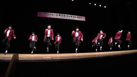 【夏力频道】日本高中街舞大赛-11