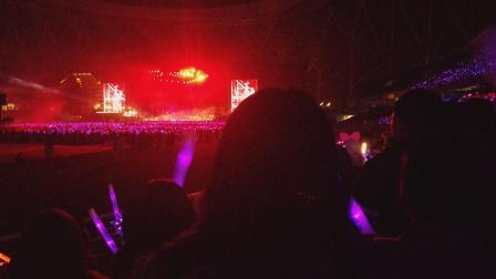 林俊杰圣所2.0演唱会黄石站 裂缝中的阳光 20190330