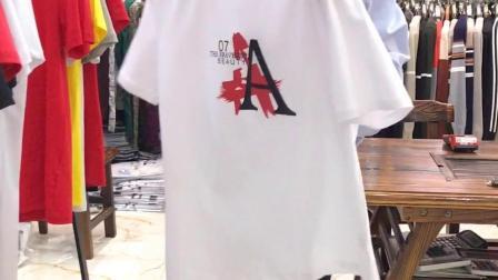男士靓仔版T恤系列🔥 价格:23¥ 尺码:Xl~5Xl 起批量:混款50件 面料:拉架棉为主 说明:19年新款百搭款式,潮流版,实体店可做,可自己截屏选款