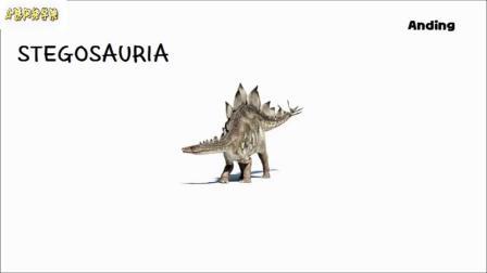 恐龙分类图片游戏