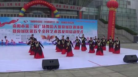 轻舞飞扬舞蹈队古典舞.简书舞