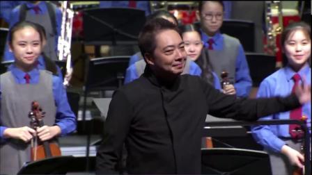 史特拉文斯基 火鸟 梁建楓指挥香港拔萃女书院交响乐团