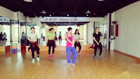小S最爱的瘦身尊巴舞 [Guayo] 快跟着ABD舞蹈的小姐姐们来一场大汗淋漓的体验吧!