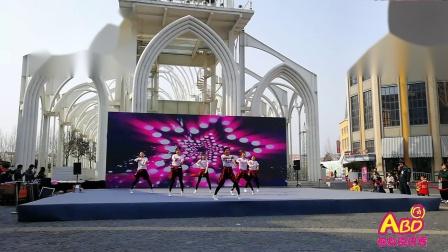 抖音流行瘦身尊巴舞【Dura】完整教学视频 青岛ABD舞蹈