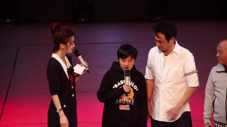《转型团伙》深圳首映 吴镇宇费曼父子上阵欢乐多