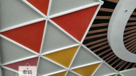 铝单板幕墙天花厂家,定制造型天花吊顶,艺术门头装饰板!