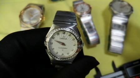 欧米茄海马007指挥官手表价格及图片