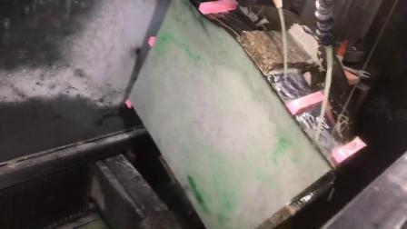 翡翠玉石线切割机是如何切割翡翠的案例分享