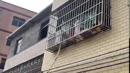 2019/4/22到惠州看风氷坐戌向辰,二哥属龙,大哥猴、老三猪,三层约300平家居装修布局