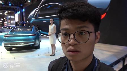上海车展吉利汽车展台不仅有新车,还有赤裸裸的技术