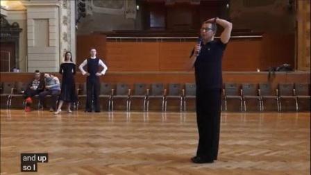 我在2017 THE CAMP[英文字幕]亚历山大《摆荡》德国摩登舞讲习 Alexandr Melnikov STD LEC截了一段小视频