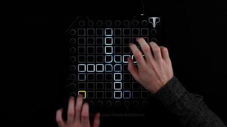 【DawkinJ】K神弹奏 BROOKS - If Only I Could // Live Launchpad Performance