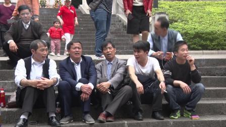 (东兰山歌)2019年农历三月初二网哥优幽聊天山歌群群友聚会活动1