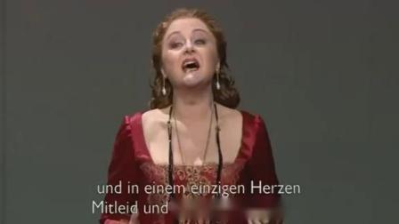 世界著名花腔女高音Edita Gruberova - Com'e bello - Lucrezia Borgia - 2009