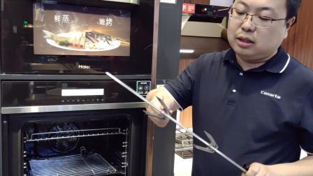 海尔嵌入式烤箱OBT600-10SDA操作方法