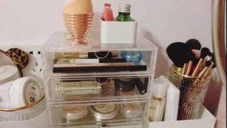 我的化妆桌上有什么