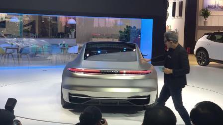 上海车展天际汽车首发重磅车型 ME-S
