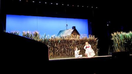 戏剧学院15音乐剧毕业大戏《奥克拉荷马》小安妮李美秀