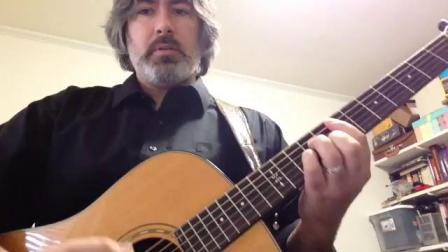 Johnpearse琴弦吉他演奏