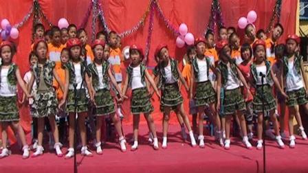 2012年刘庙童颖幼儿园六一演出