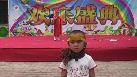 2015年刘庙童颖幼儿园六一演出