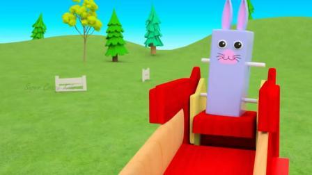 幼儿通过动画片学习认识颜色 形状 儿童启蒙益智06