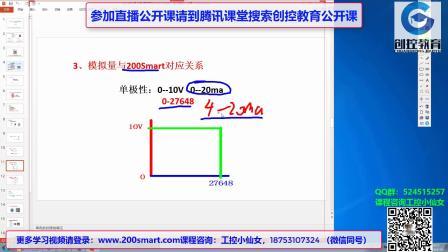 西门子S7-200 SMART 模拟量输入处理