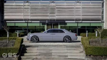 劳斯莱斯汽车现代奢华风范盛装亮相2019上海国际车展